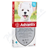 Advantix pro psy od 4-10kg spot-on a.u.v.1x1ml